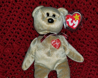 1999 Signature Bear - Ty Beanie Baby b35ba139b5