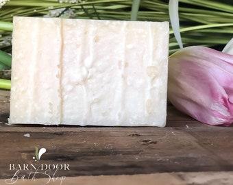 Sandalwood Rose Lavender Bar Soap All Natural Hand Crafted