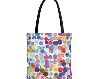 d485c56c1b Colourful tote bag