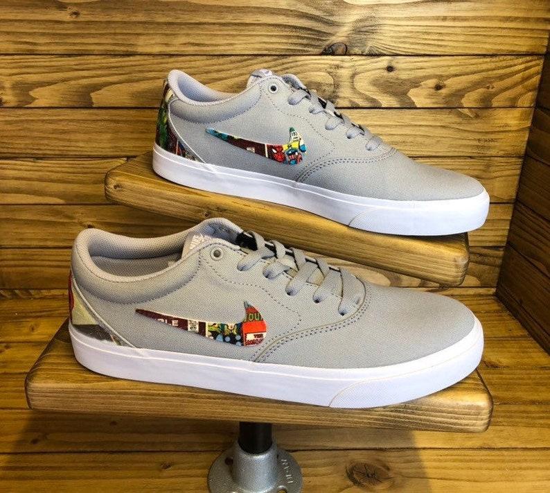 bdc3ab7536de1 Custom Nike SB Charge / Check