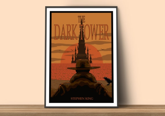 The Dark Tower Movie Poster Print T687 A4 A3 A2 A1 A0|