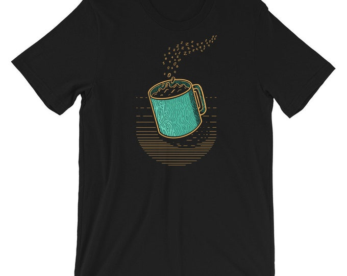 Featured listing image: Dream Coffee - T-Shirt