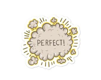 The Perfect Sticker