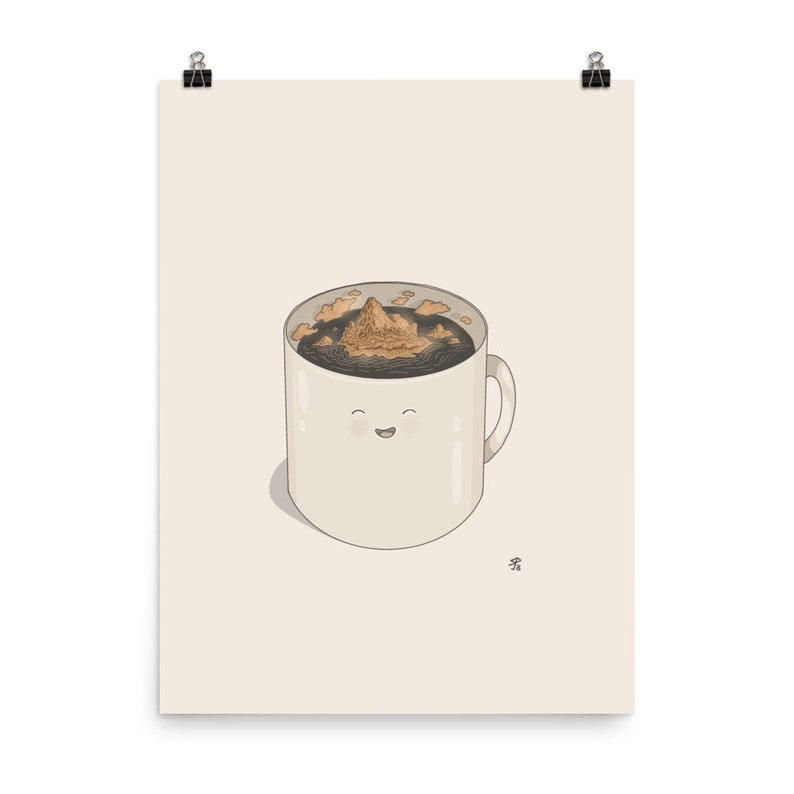 Too Much Cinnamon 18x24 Poster Print