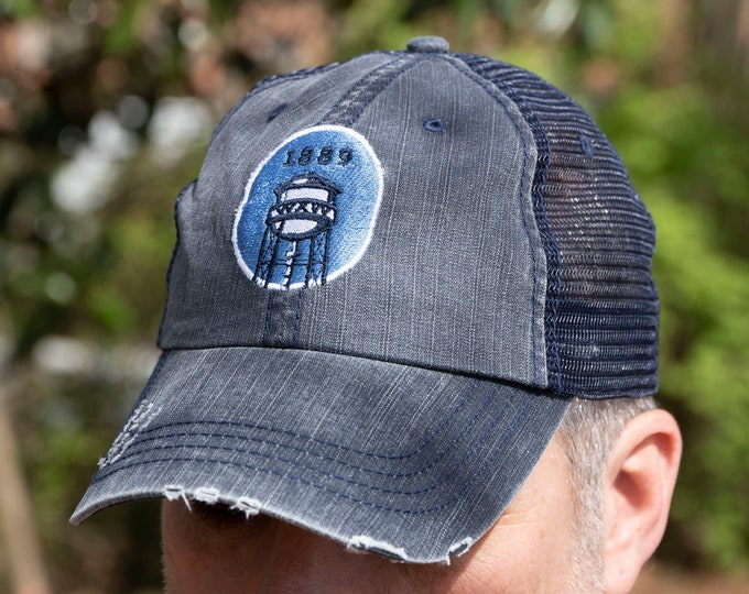 Waxhaw Water Tower - Trucker Hat