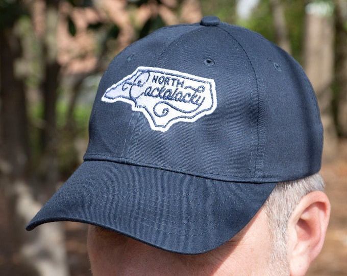 North Cackalacky Embroidered hat