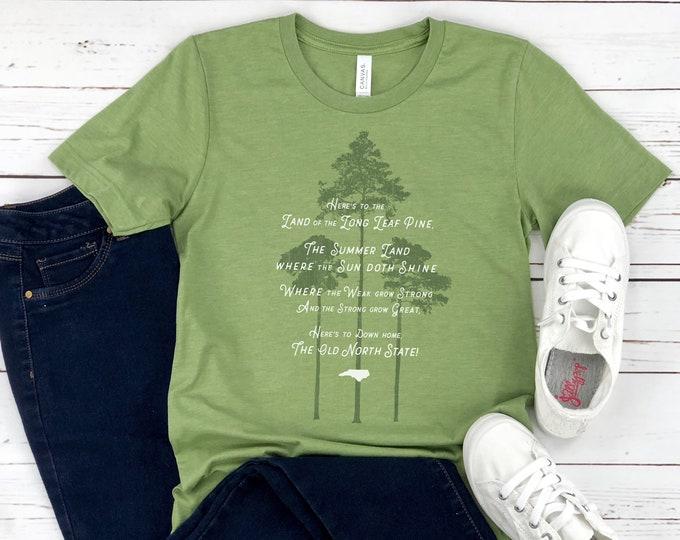 North Carolina (The Land of the Long Leaf Pine)