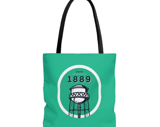 Wxw  Est 1889   Tote Bag