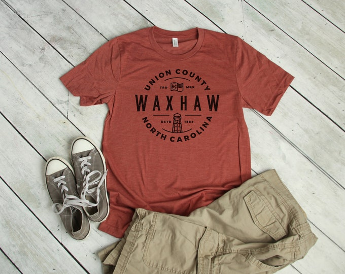 WAXHAW Seal -  large