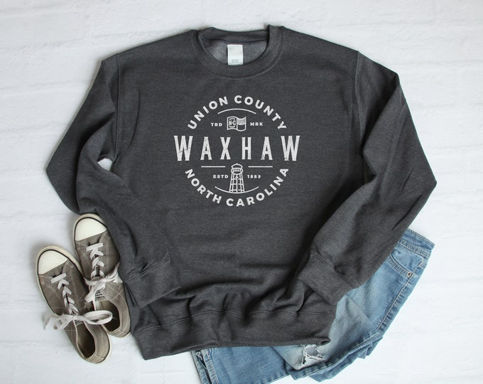 Waxhaw Seal - Sweatshirt