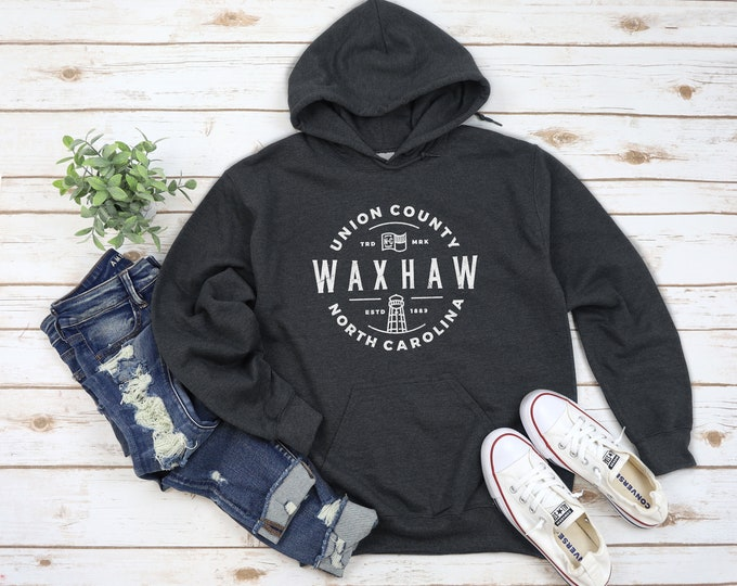 Waxhaw Seal - Hoodie