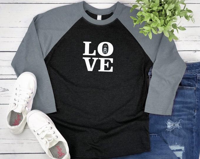 WXW Love - 3/4 Tee