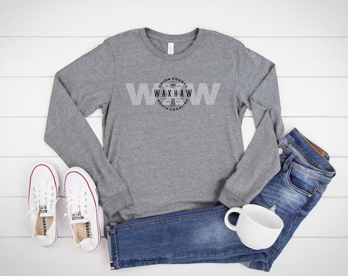 Waxhaw Seal - Long sleeve