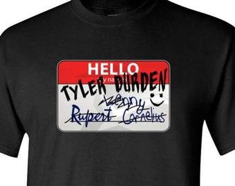 db37147ae5ed1 Hello my name shirt | Etsy