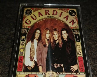 Guardian Miracle Mile cassette tape Pakaderm Records Word 1993 Christian Rock