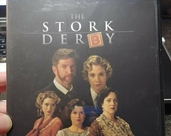 Rare The Stork Derby 2000 DVD Canada Home Video TV Movie CBC hard to find movie