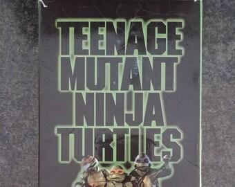 Teenage Mutant Ninja Turtles The Movie VHS tape 1990 Alliance Releasing Home Video version TMNT