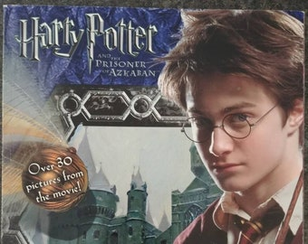 Harry Potter and the Prisoner of Azkaban Movie Poster Book Scholastic Inc. movie pictures Warner Bros. J.K. Rowling