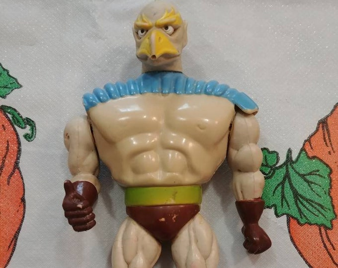 Vintage 1983 Galoob Filmation Blackstar Palace Guard action figure cartoon TV show