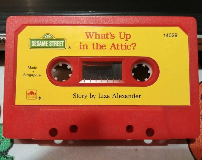 Sesame Street Care Bears kids story book cassette tapes storyteller Care Bears Bedtime Story Kids Stuff Golden Audio Book you pick cassette!