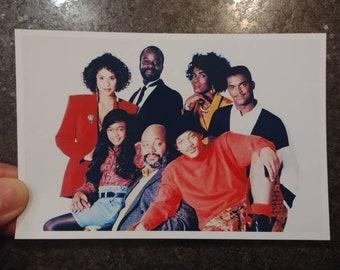 Fresh Prince of Bel-Air original Aunt Vivian Janet Hubert TV show cast picture photo RP 4x6