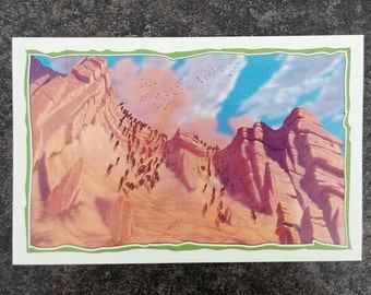 Panini The Lion King 1995 sticker album sticker book #118 sticker Disney movie