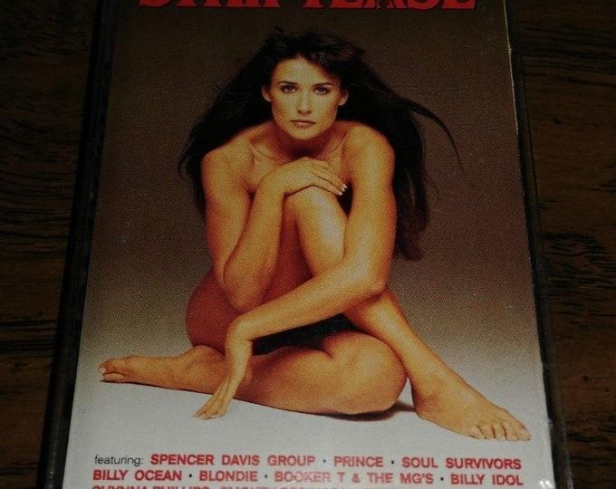 Striptease Movie Soundtrack cassette tape EMI Music Canada 1996 Demi Moore