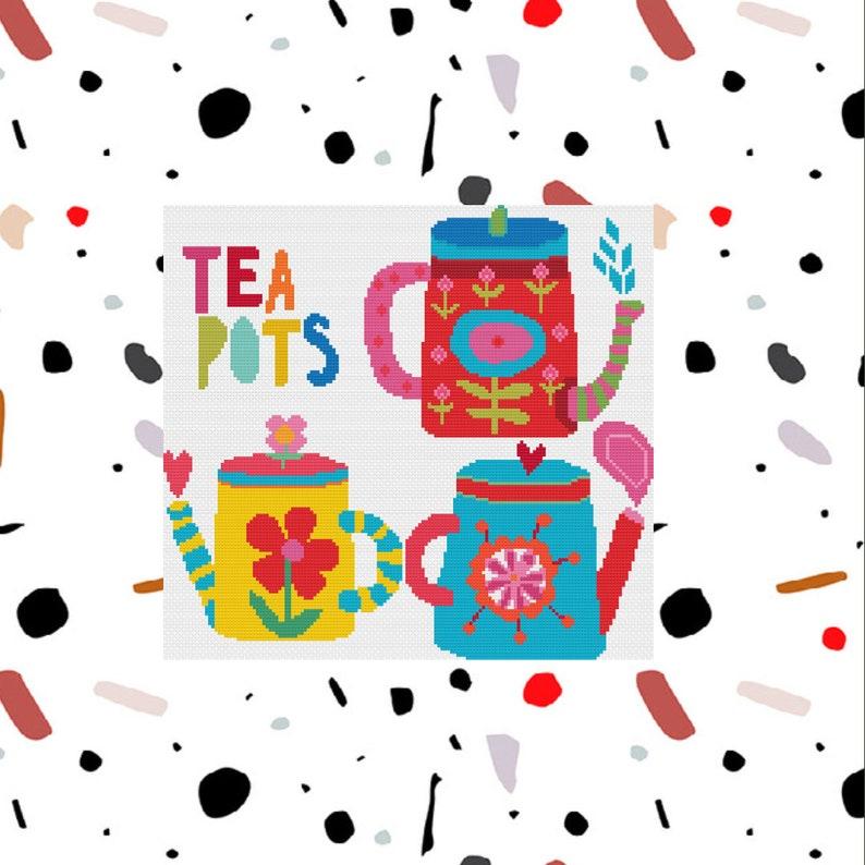 Tea Pots image 0