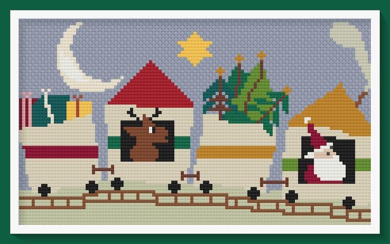 Christmas Train image 0