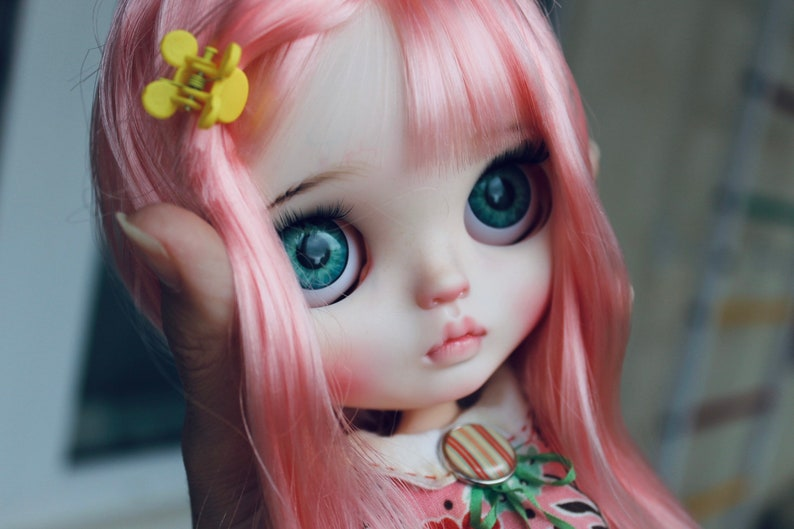 Sold outdoll blythe custom/ OOAK alisi image 0