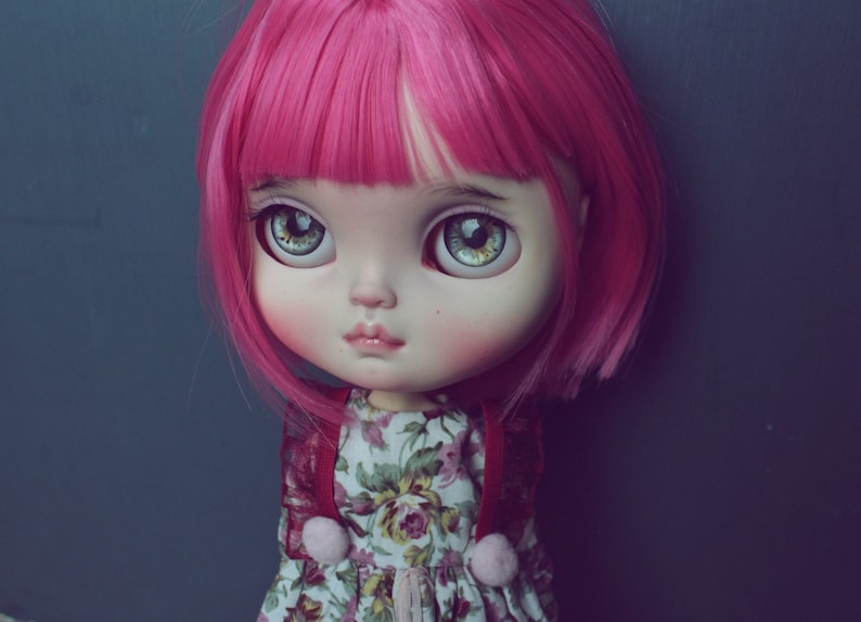 Sold out Custom ICY doll Blythe OOAK alisi image 3