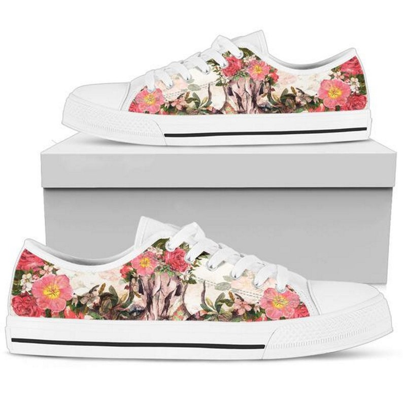 Floral Womens Floral Sneakers Converse