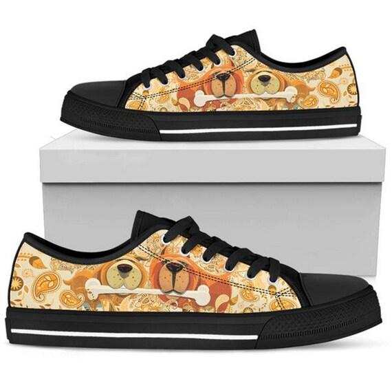 Chow Chow, Zapatillas de Mujer, Converse Personalizado, Zapatos De sneaker, Deportivo, Zapatos de Verano, Zapatillas de Moda, Zapatos Casuales,