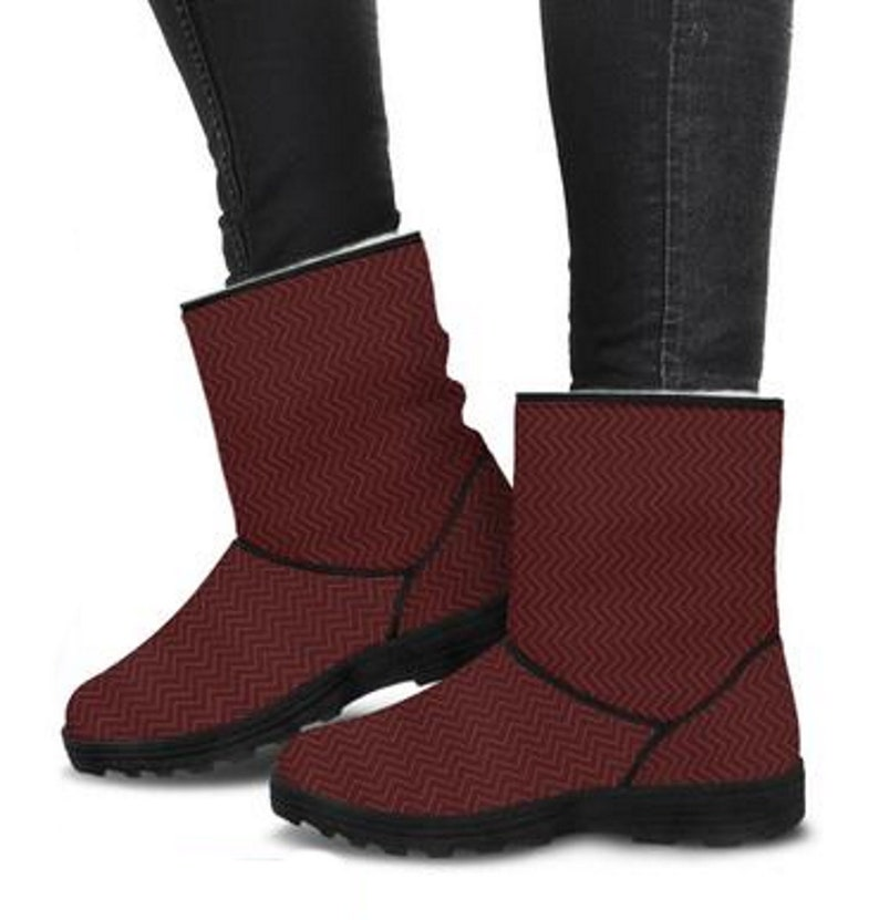 Womens Leg Warmer Womens Fashion Cowgirl Boots,Rain Boots Custom Printed Boots Womens Winter Boots Faux Fur Fabric Leather Shoes Women