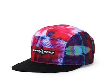 wholesale dealer 26445 077df Spring, summer and autumn new men and women watermelon skin baseball cap  graffiti tide street dance duck tongue 3D printing hip hop hat