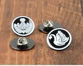 Latte coffee pin enamel for backpack Barista pins gift Badge pin Vintage metal gift Coffee machine small enamel pins