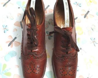 31d767ce6a21a Women's Oxfords & Tie Shoes | Etsy UK