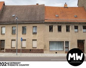 Wall Calendar Remote Germany