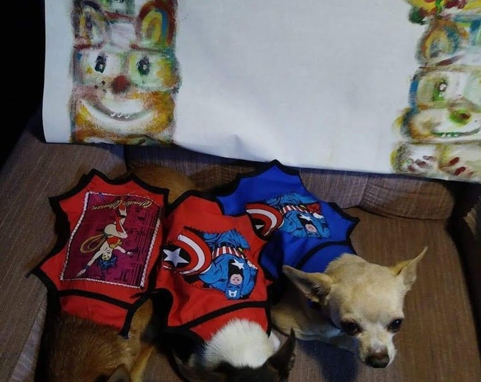 Super Hero Pet Cape