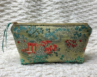 Essential Oil Bag,Oil Bag, Large Oriental Oil Bag,Oil Storage, Essential Oil Storage, Essential Oil Case, 10 Pocket Bag, Oil Storage, Pouch