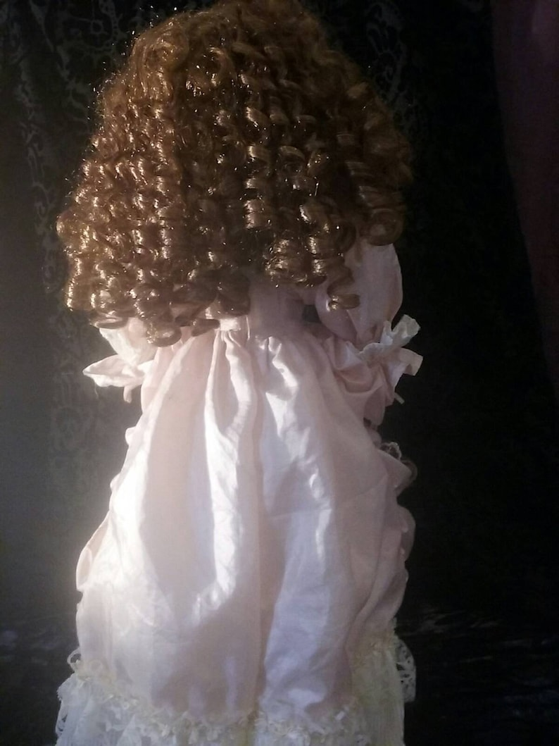 Active Haunted. RESERVED FOR BROOKE Bethany Victorian Beauty Spirit Vessel