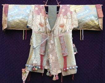 Lotus JAX - wearable art clothing jacket