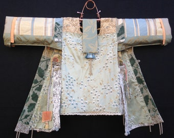 SakuraSky JAX wearable art clothing jacket