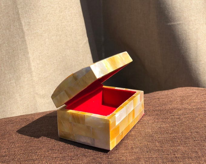 Coron Mini Jewelry Box