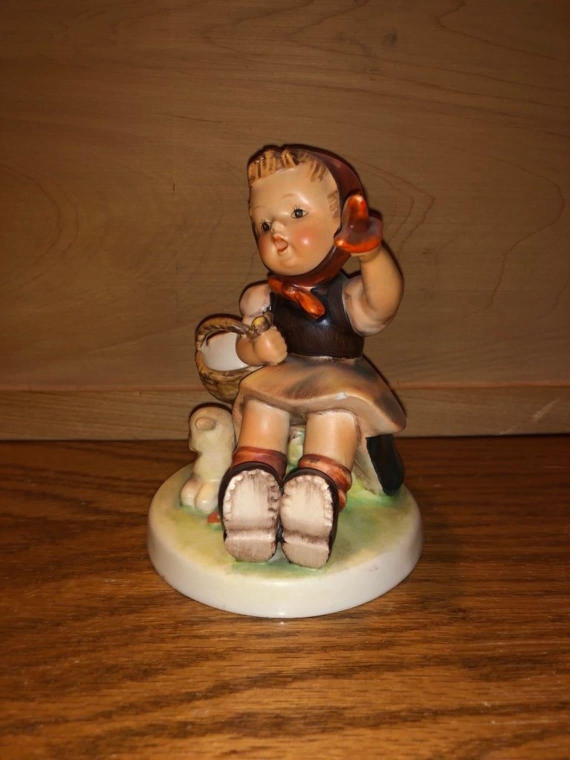 1937 Farewell Hummel figurine