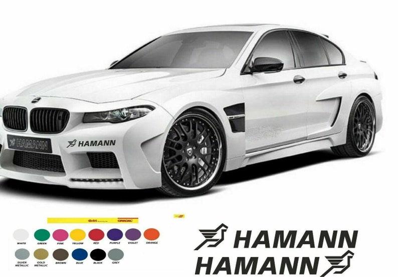 Hamann Bmw Aufkleber Hamann Tuning Hamann Motorsport Mercedes Audi Honda