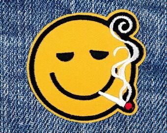 Smoking emoji | Etsy