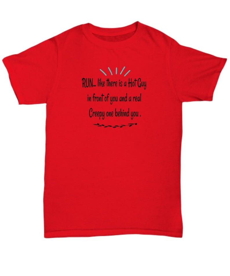 f2bb7fa601 T-shirt for men or womenunisex tee for runner's group or | Etsy