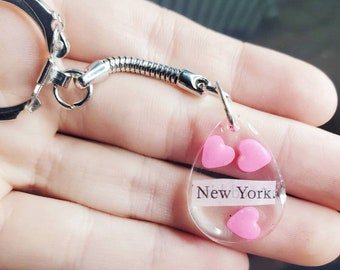 Hygge Keychain Your Sweetheart