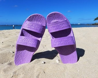 ab05a87989e6 Lilac Pali Hawaii Unisex Adult Classic Sandals Jandals®---Casual Sandals